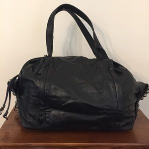 BCBG Lambskin Shoulder Bag *New With Tags*